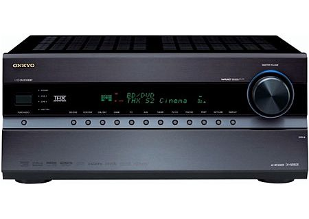 Onkyo - TX-NR808 - Audio Receivers