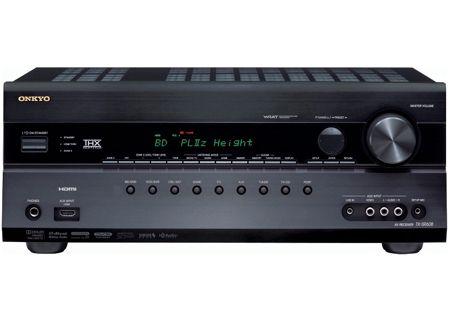 Onkyo - TX-SR608 - Audio Receivers