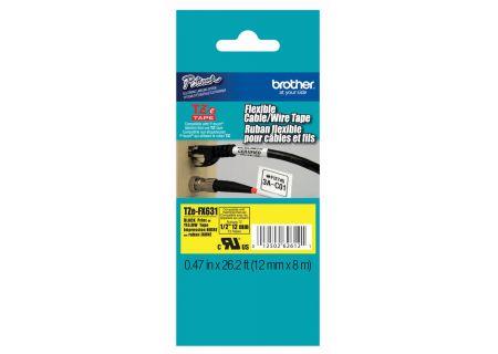 Brother - TZEFX631 - Printer Ink & Toner