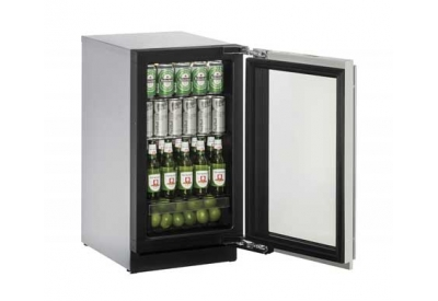 U-Line - U-3018RGLINT-00A - Wine Refrigerators and Beverage Centers