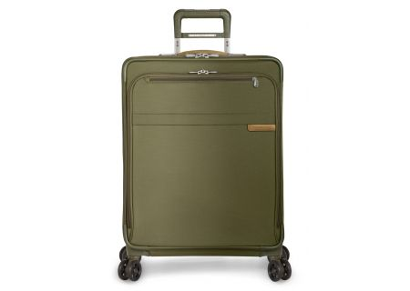 Briggs & Riley Olive Medium Expandable Spinner  - U125CXSP-7
