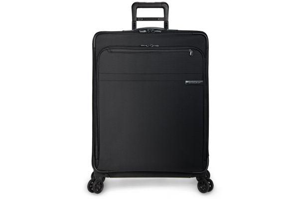 Briggs & Riley Black Large Expandable Spinner  - U128CXSP-4