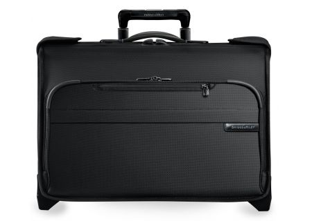 Briggs & Riley Black Carry-On Wheeled Garment Bag  - U174-4