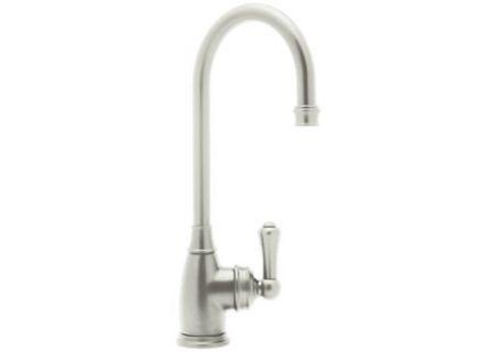 Rohl Polished Nickel Perrin & Rowe Single Lever Prep Faucet - U.4700-2/PN