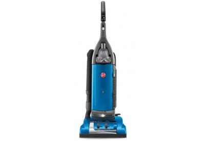 Hoover WindTunnel Bagged Blue Upright Vacuum - U6485900