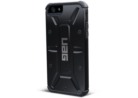 Urban Armor Gear iPhone 5/5S Black Scout Case - IP5BLK