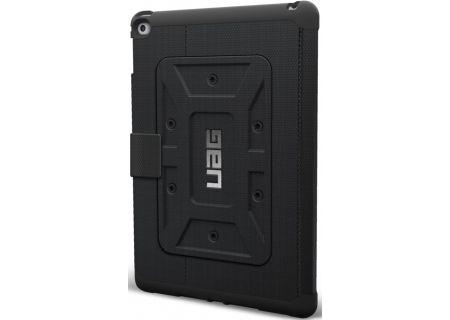 Urban Armor Gear iPad Air 2 Black Scout Folio - UAG-IPDAIR2-BLKVP