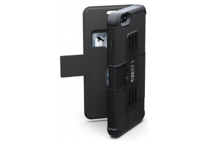 Urban-Armor-Gear - IPH6PLSFBLK - iPhone Accessories