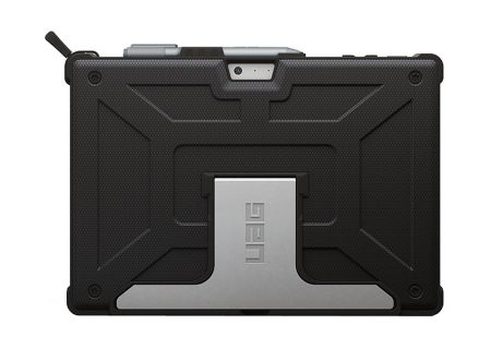 Urban Armor Gear Microsoft Surface Pro 4 Black Case - UAG-SFPRO4-BLK-VP