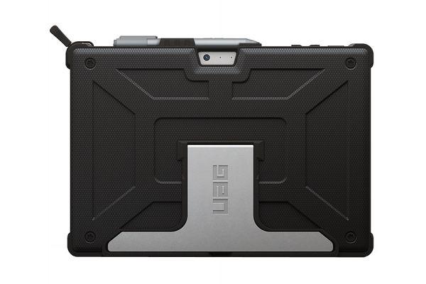 Large image of Urban Armor Gear Microsoft Surface Pro 4 Black Case - UAG-SFPRO4-BLK-VP