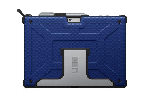 Large image of Urban Armor Gear Microsoft Surface Pro 4 Cobalt Case - UAG-SFPRO4-CBT-VP
