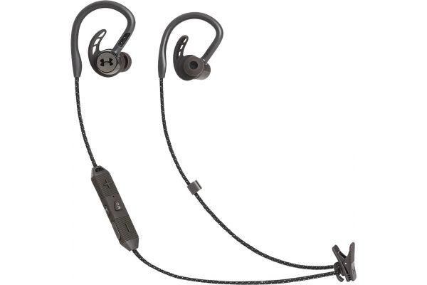JBL Black Under Armour Sport Wireless Pivot In-Ear Headphones - UAJBLPIVOTBLKAM