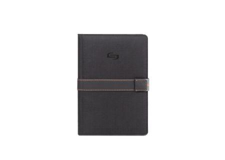 """Solo Urban 6"""" Black Universal Fit Tablet/eReader Booklet - UBN220-4"""