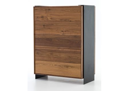 Four Hands Bina Collection Paul 5 Drawer Dresser - UBNA-017