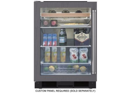 Sub-Zero - UC-24BG/O-LH - Wine Refrigerators and Beverage Centers