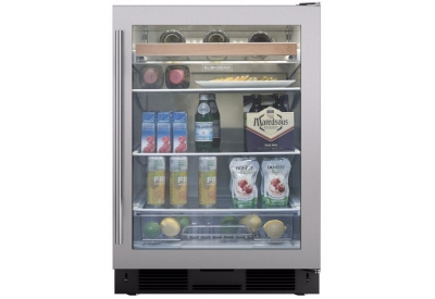 Sub-Zero - UC-24BG/S/TH-RH - Wine Refrigerators / Beverage Centers
