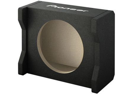 "Pioneer Downfiring Enclosure For 8"" Shallow Subwoofer - UD-SW200D"