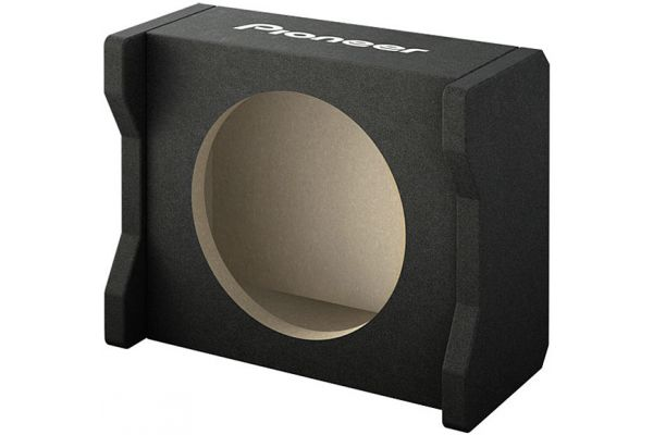 """Pioneer Downfiring Enclosure For 8"""" Shallow Subwoofer - UD-SW200D"""