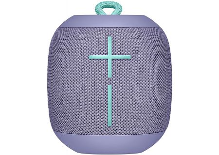 Ultimate Ears Wonderboom Lilac Bluetooth Speaker - 984-000843