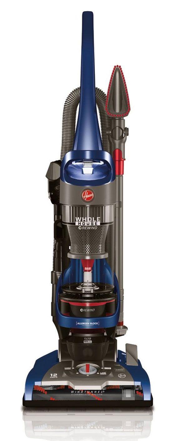 ccb24af6da0 Hoover WindTunnel 2 Whole House Rewind Upright Vacuum - UH71250