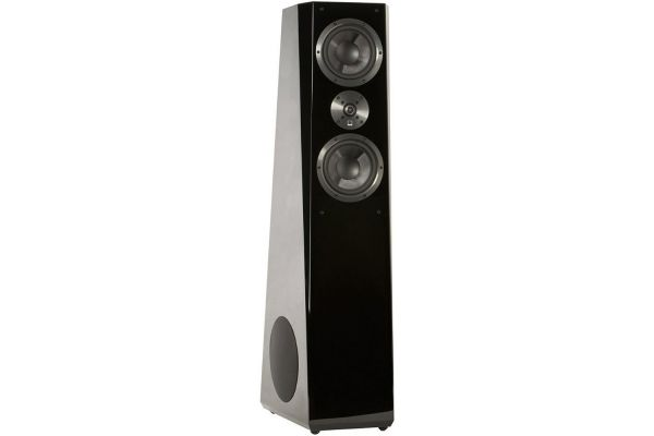 Large image of SVS Piano Gloss Black Ultra Tower Speaker (Each) - ULTRATOWERPBK