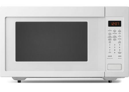 Whirlpool White Countertop Microwave Oven - UMC5225GW