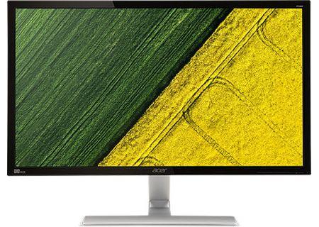 "Acer RT280K 28"" Black Computer Monitor - UM.PR0AA.001"