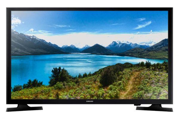 "Large image of Samsung 32"" Black LED 720P HDTV - UN32J4000EFXZA"