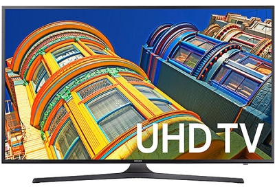 Samsung - UN43KU6300FXZA - 4K Ultra HD TV