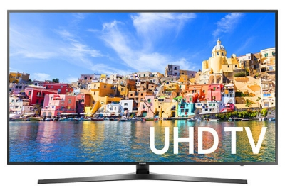 Samsung - UN40KU7000FXZA - 4K Ultra HD TV