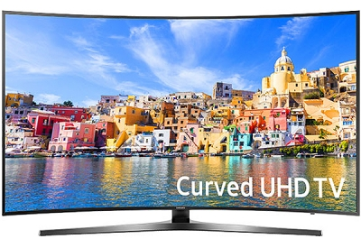 Samsung - UN78KU7500FXZA - 4K Ultra HD TV