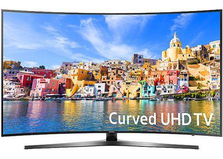 Samsung - UN43KU7500FXZA - Ultra HD 4K TVs