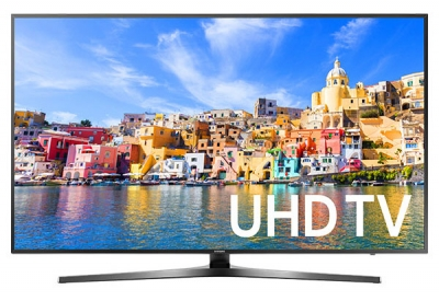 Samsung - UN49KU7000FXZA - 4K Ultra HD TV