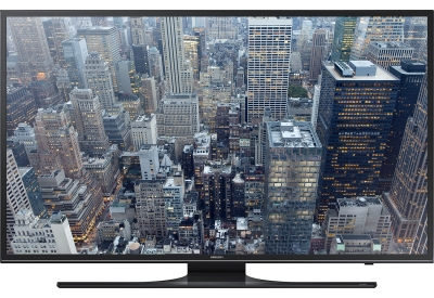 Samsung - UN75JU6500FXZA - 4K Ultra HD TV