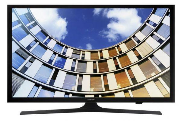 "Samsung 50"" Black LED 1080P Smart HDTV - UN50M5300AFXZA"