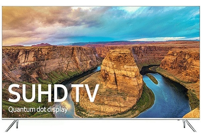 Samsung - UN60KS8000FXZA - 4K Ultra HD TV