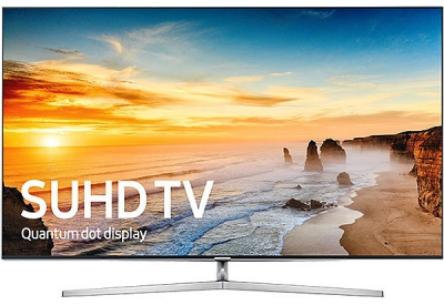 Samsung - UN55KS9000FXZA - 4K Ultra HD TV