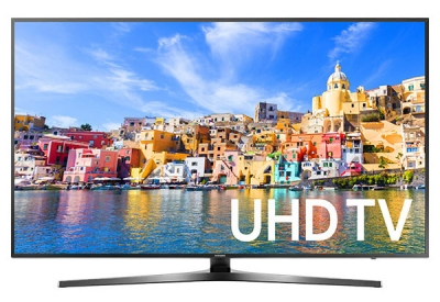 Samsung - UN65KU7000FXZA - 4K Ultra HD TV
