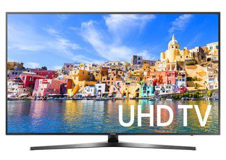 Samsung - UN65KU7000FXZA - Ultra HD 4K TVs