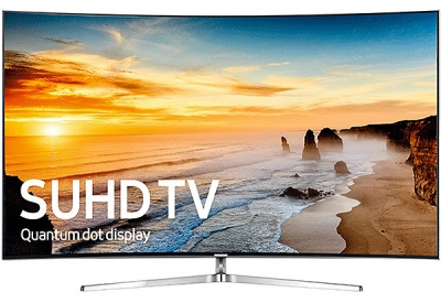 Samsung - UN55KS9500FXZA - 4K Ultra HD TV