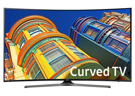 Samsung - UN65KU6500FXZA - Ultra HD 4K TVs