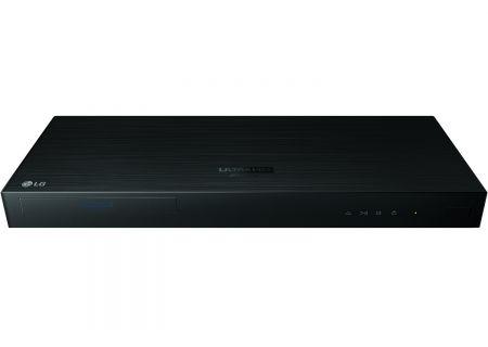 LG Black 4K Ultra-HD Blu-ray Player - UP970