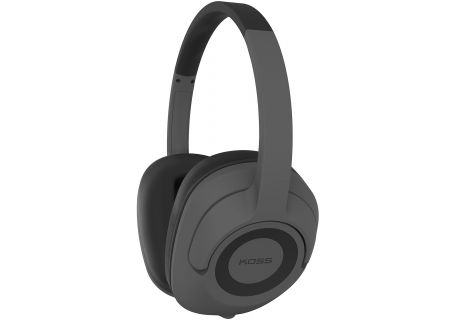 Koss UR42i Dark Grey Over-Ear Headphones - 189519