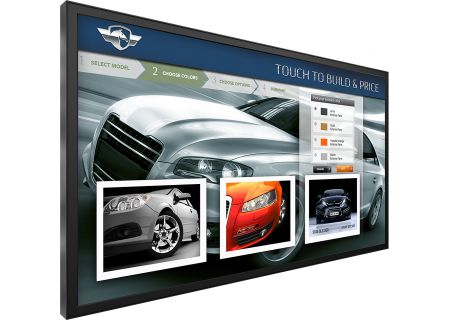 "Planar 98"" UltraRes Series Touch Black Professional LED Display - 997-8092-00"