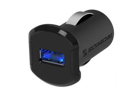 Scosche Black ReVolt 12W USB Car Charger  - USBC121M