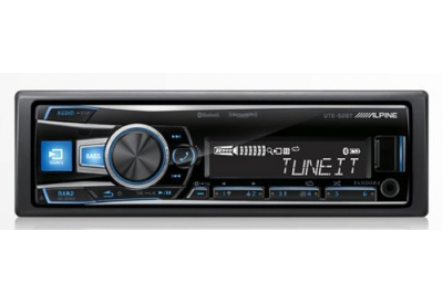 Alpine - UTE-52BT - Car Stereos - Single Din