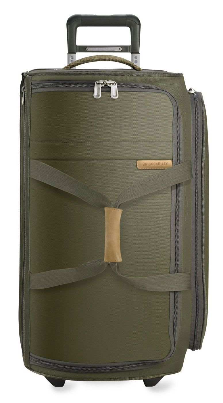 04b4347caf Briggs   Riley Olive Medium Upright Duffle - UWD127-7