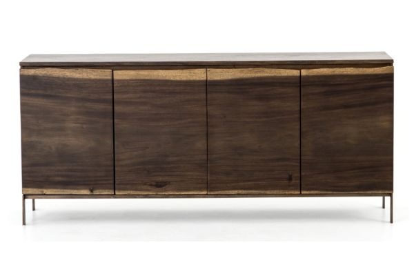 Large image of Four Hands Wesson Collection Live Edge Sideboard - UWES-150