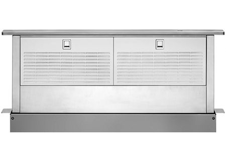 "Whirlpool 36"" Stainless Steel Retractable Downdraft System - UXD8636DYS"