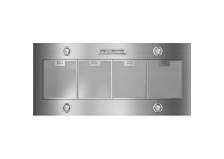 """KitchenAid 48"""" Stainless Steel Custom Hood Liner - UXL6048YSS"""